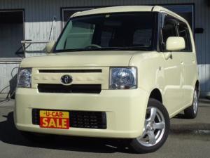 トヨタ ピクシススペース L 4WD キ-レス CD 社外アルミ ABS Tチェ-ン