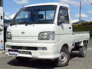 ダイハツ ハイゼットトラック スペシャル 4WD 5速M/T エアコン パワステ