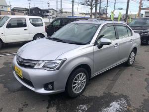 トヨタ カローラアクシオ 4WD1.5G