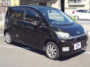 ダイハツ ムーヴ カスタム Xリミテッド 4WD CVT スマートキー HID フォグ ETC 1年保証