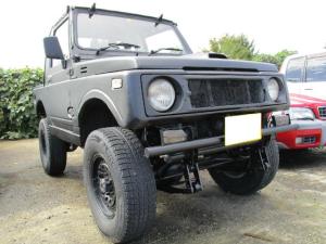 スズキ ジムニー CC 4WD 公認改造車
