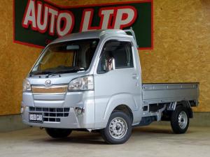 ダイハツ ハイゼットトラック ハイルーフ 4WD 5MT CD キーレス PW