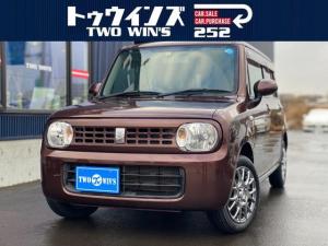 スズキ アルトラパン X 4WD シートヒーター ミラーヒータースマートキー プッシュスタート 新品社外14インチアルミホイール夏タイヤ