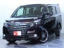 トヨタ/ノア ワンオーナー X 4WD 新品ホイール ヘッドライト加工
