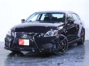 レクサス GS 4WD 新品エアロ 新品20インチAW ヘッドライト加工