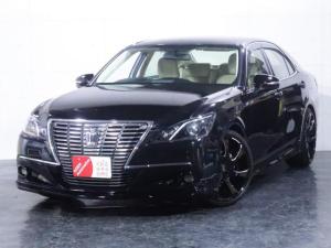 トヨタ クラウン ロイヤル 新品フルエアロ/新品20インチホイール/ヘッドライト加工