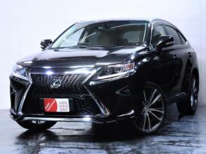レクサス RX RX270 ワンオーナー/新品スピンドルエアロ/新品ヘッドライト/新品22インチホイール