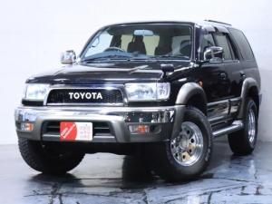 トヨタ ハイラックスサーフ SSR-X Vセレクション 4WD/特別仕様車/新品グリル/社外ホイール/メッキパーツ
