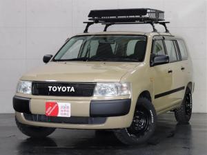 トヨタ プロボックスバン GL 新品ホイール/新品タイヤ/新品リフトアップキット/新品ルーフキャリア・ラック/グリル加工