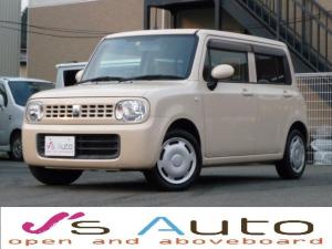 スズキ アルトラパン G 4WD ABS/スマートキー/シートヒータ/シートカバー