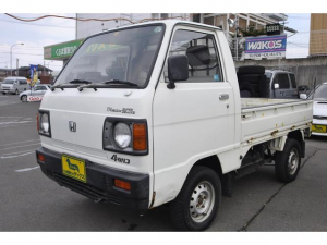 ホンダ アクティトラック 4WD 5MT TN ACTYスーパーデラックス 寒冷地仕様