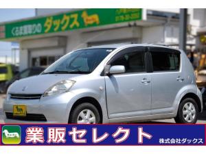 トヨタ パッソ 1.0 X 4WD オートマ