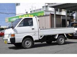 日産 バネットトラック 4WD バッテリー新品エアコンOH済 タイベル済シート張替済