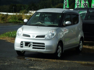 i日産 モコ E FOUR 4WD AT