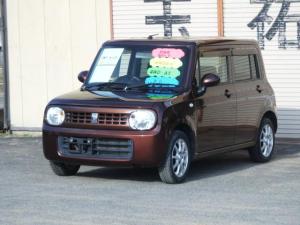 スズキ アルトラパン G 4WD-AT