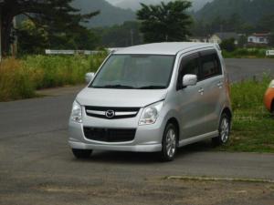 マツダ AZワゴン XSスペシャル 4WD AT プッシュスタート
