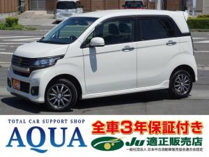 ホンダ N-WGNカスタム G・ターボパッケージ 4WD 社外SDナビ 3年保証付