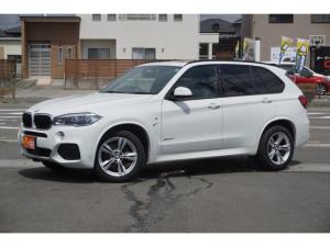 BMW X5 xDrive 35d Mスポーツ 4WD パノラマサンルーフ ブラックレザーシート パワーバックドア 純正ナビ フロント&バックカメラ クルーズコントロール