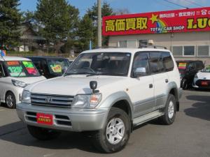 トヨタ ランドクルーザープラド TXリミテッド ディーゼルターボ 4WD