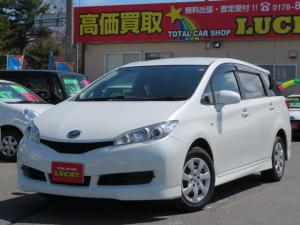 トヨタ ウィッシュ 1.8X ナビ 横滑り防止