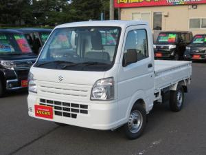 スズキ キャリイトラック KCエアコン・パワステ セーフティサポート 装着車 4WD