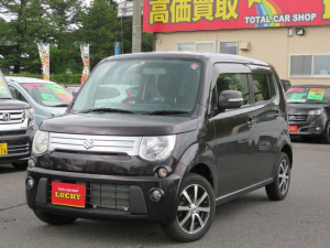 スズキ MRワゴン X 4WD ナビ ETC プッシュスタート シートヒーター