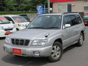 スバル フォレスター S/20 MT 4WD