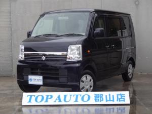 スズキ エブリイワゴン JPターボ CD ETC キーレス 電格ミラー ABS 無修復歴車 保証付