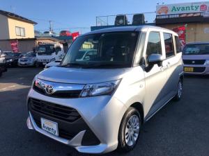 トヨタ タンク X S 4WD スマートアシスト ナビ 片側電動スライドドア