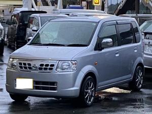 日産 オッティ S FOUR 4WD CD 5速マニュアル MT