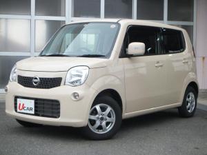 日産 モコ X FOUR 4WD・バックカメラ・シートヒーター・保証付き