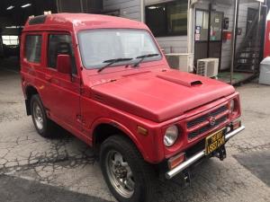 スズキ ジムニー EC 5MT 4WD ターボ パノラマルーフ エアコン