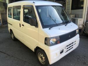 三菱 ミニキャブバン CD 4WD ハイルーフ オートマ