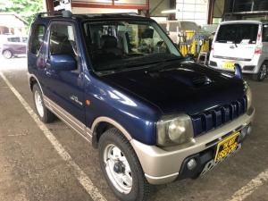 スズキ ジムニー ランドベンチャー 4WD ターボ キーレス CD ABS