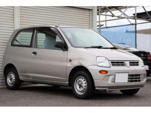 三菱 ミニカ ライラ 禁煙車 4WD 5速マニュアル 4ナンバー パワステ