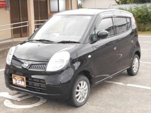 日産 モコ E FOUR 4WD チェーン車 CD キーレス