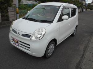 日産 モコ S チェーン車 CD キーレス ETC