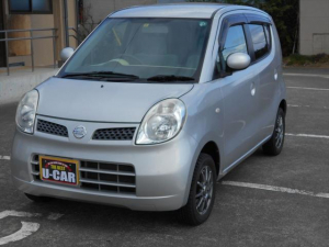 日産 モコ S FOUR 4WD チェーン車 CD キーレス