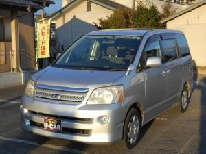 トヨタ ノア X チェーン車ナビCDキーレスETC