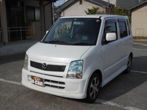 マツダ AZワゴン FX-Sスペシャル チェーン車 CD キーレス