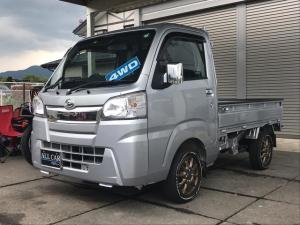 ダイハツ ハイゼットトラック スタンダードSAIIIt 4WD AC AT 軽トラック