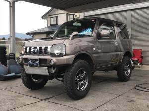 スズキ ジムニー クロスアドベンチャー 4WD キ-レス シートヒーター タニグチリフトアップKIT ナビTV 社外イカリングヘッドライト LEDテール