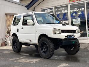 スズキ ジムニー XL 4WD ナビ&フルセグTV リフトアップ 社外サスペンション 社外マフラー 社外ウイング