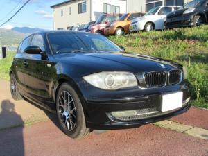 BMW 1シリーズ 120i 右ハンドル オートマ プッシュスタート パワースライドシート オートエアコン
