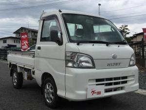 ダイハツ ハイゼットトラック スペシャル 4WD パワステ パワーウインド付 5MT