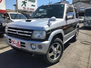 三菱 パジェロミニ リミテッドエディションVR パートタイム4WD キーレス