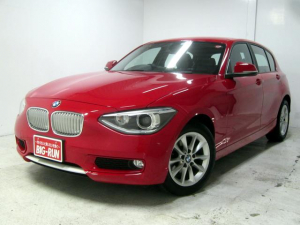 BMW 1シリーズ 116i 禁煙1オーナー仕入 ナビTV
