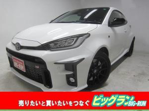 トヨタ GRヤリス RZ ハイパフォーマンス 限定完売モデル 1ST エディション 予防安全パッケージ