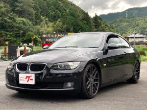 BMW 3シリーズ 320i サンルーフ 黒革シート ETC ナビ 20インチアルミ  オートライト HID パワーシート スマートキー シートヒーター