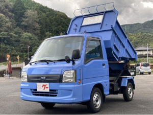 スバル サンバートラック TB 深ダンプ 5速MT エアコン パワステ ラジオ カセット 運転席エアバッグ 最大積載量350kg ヘッドライトレベライザー